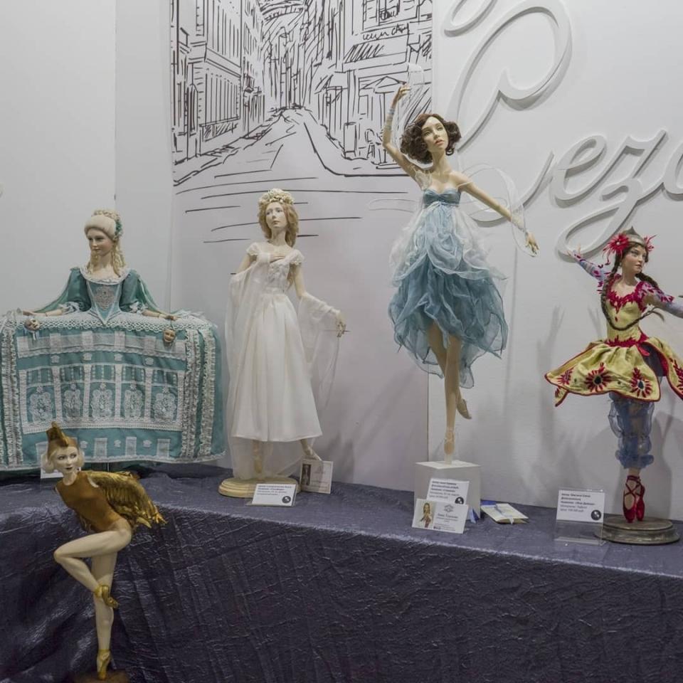 Выставка секции