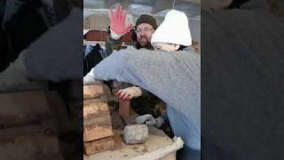 Практика печников в Ясенево 13 февраля 2021 года